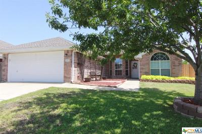 Killeen Single Family Home For Sale: 5007 Jim