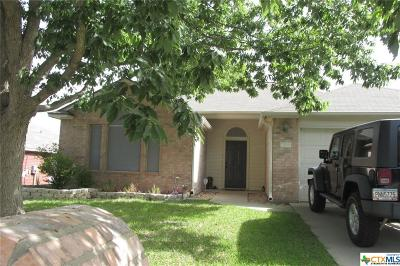 Temple Single Family Home For Sale: 7309 Tanglehead