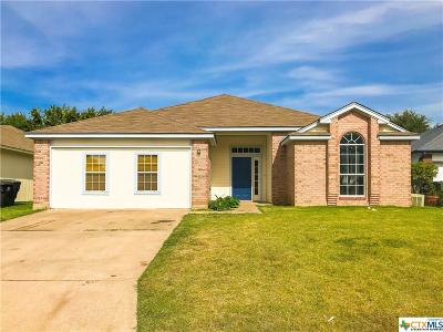 Temple Single Family Home For Sale: 906 Silver Stone