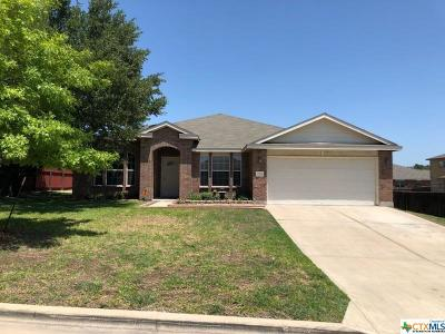 Harker Heights Single Family Home For Sale: 723 Cattail