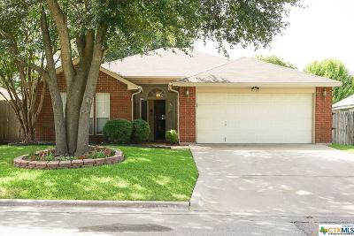 Temple Single Family Home For Sale: 4718 Hartrick Bluff