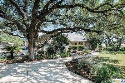 New Braunfels Single Family Home For Sale: 26037 Lewis Ranch
