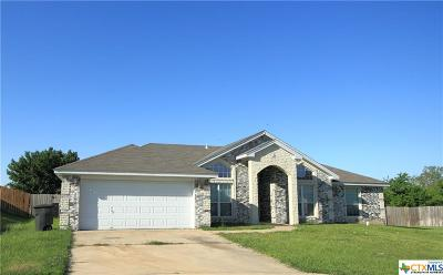 Killeen Single Family Home For Sale: 3808 Armstrong County Court
