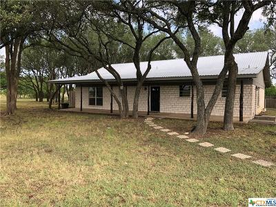 Salado Single Family Home For Sale: 6315 Beau Allen Court