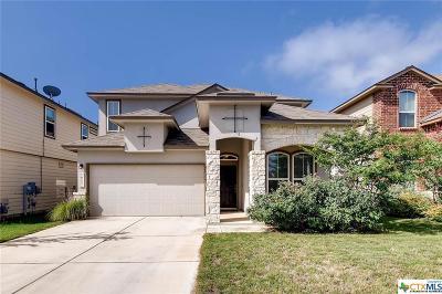 San Antonio Single Family Home For Sale: 10222 Rhyder Ridge
