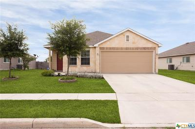 Selma Single Family Home For Sale: 312 Lonestar Gait