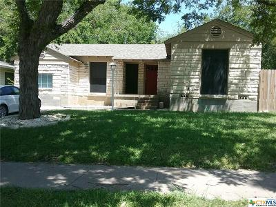 Temple Single Family Home For Sale: 1609 S 39th Street
