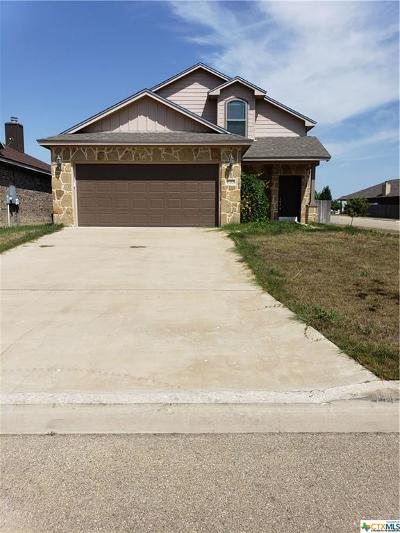 Temple Single Family Home For Sale: 8518 Lamp Light Court
