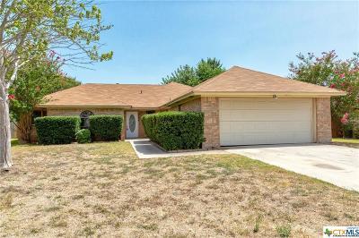 Killeen Single Family Home For Sale: 4406 Glennwood Drive