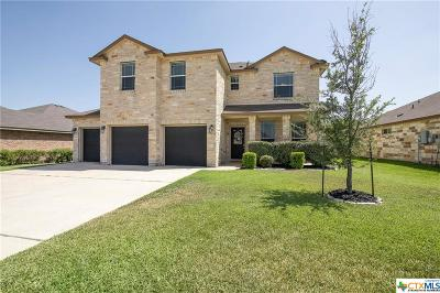 Temple Single Family Home For Sale: 9611 Orion