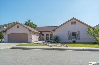 New Braunfels Single Family Home For Sale: 2638 Wilderness Way