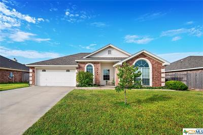 Killeen Single Family Home For Sale: 3704 Llano Estacado Ct