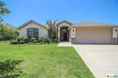 Temple TX Single Family Home For Sale: $209,900