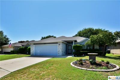 Temple Single Family Home For Sale: 4714 Silver Wood Court