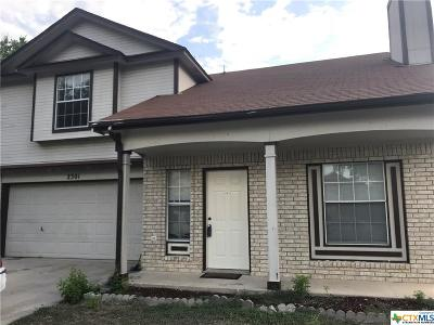 Killeen Single Family Home For Sale: 2301 Windmill