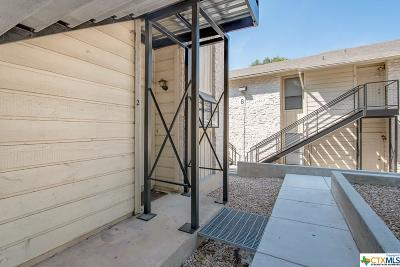 San Marcos TX Condo/Townhouse For Sale: $122,000