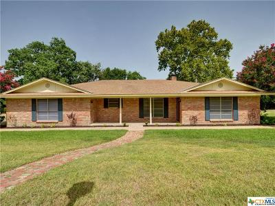 Temple Single Family Home For Sale: 7012 Boutwell