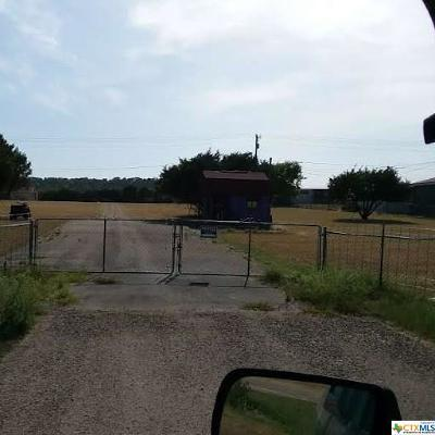 Killeen TX Residential Lots & Land For Sale: $160,000