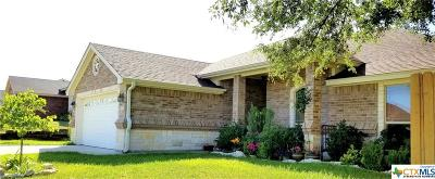 Killeen Single Family Home For Sale: 5107 Fawn Dr