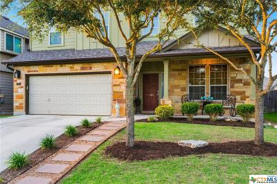 San Marcos Single Family Home For Sale: 106 Old Settlers