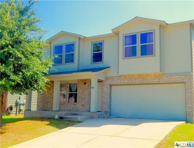 Cibolo Single Family Home For Sale: 500 Hinge Falls