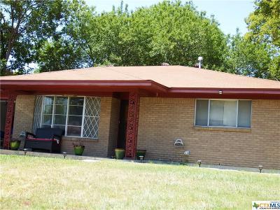 Killeen Single Family Home For Sale: 1205 Missouri