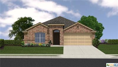 Killeen Single Family Home For Sale: 5403 Laustin Drive
