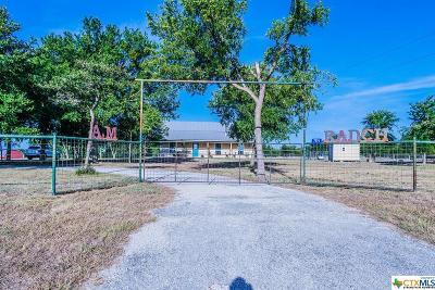 Kempner Single Family Home For Sale: 7915 E Fm 580