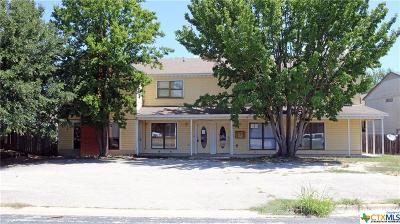 Killeen Multi Family Home For Sale: 3409 Victoria Circle