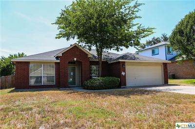 Harker Heights Single Family Home For Sale: 2210 Chippewa Drive