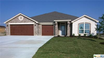 Nolanville Single Family Home For Sale: 103 Button Bush Court