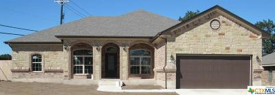 Harker Heights Single Family Home For Sale: 1001 Doc Whitten