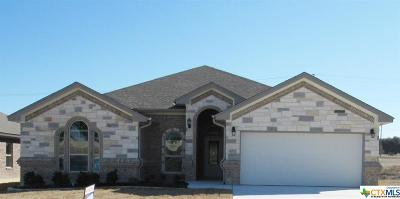 Killeen Single Family Home For Sale: 8702 Grand Oaks