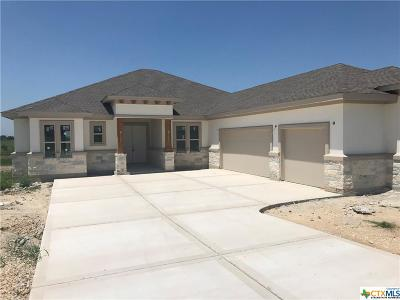 Kyle Single Family Home For Sale: 450 Peck