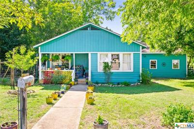 San Marcos Single Family Home For Sale: 117 Coers