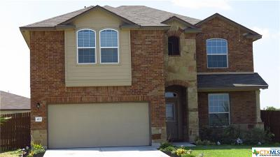 Jarrell Single Family Home For Sale: 413 Foster