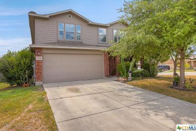 New Braunfels Single Family Home For Sale: 2220 Fitch Drive