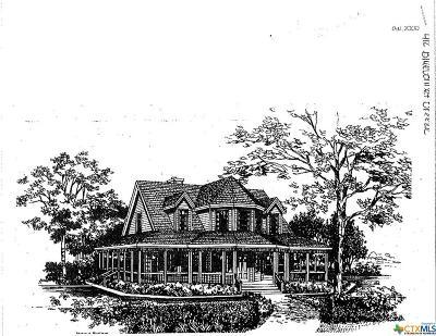 Canyon Lake Single Family Home For Sale: 412 Bluebonnet Breeze