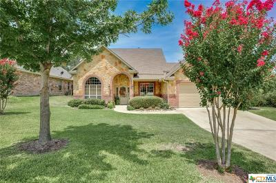 Belton Single Family Home For Sale: 402 Sage Brush