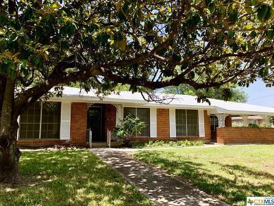 Temple Single Family Home For Sale: 412 E Walker
