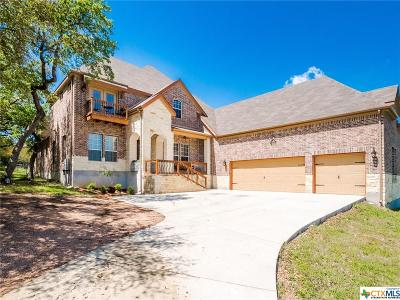 New Braunfels TX Single Family Home For Sale: $490,000