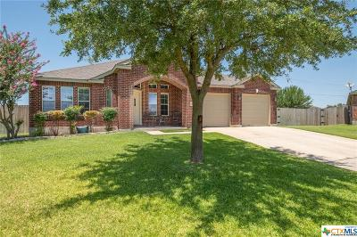 Temple TX Single Family Home Pending: $229,995