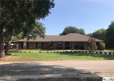 Gatesville Single Family Home For Sale: 106 Jerry