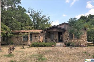 Gatesville Single Family Home For Sale: 2309 Bridge