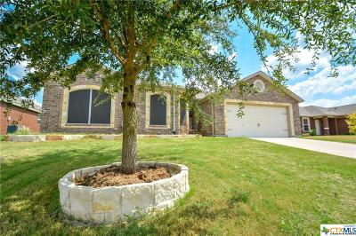 Temple TX Single Family Home Pending: $162,000