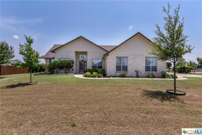 Jarrell Single Family Home For Sale: 116 Oak Stone Drive
