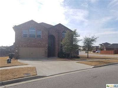 Killeen Single Family Home For Sale: 5501 Southern Belle