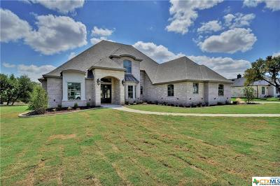 Salado Single Family Home For Sale: 3073 Rolling Meadow