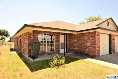 Killeen Single Family Home For Sale: 4600 Bowles