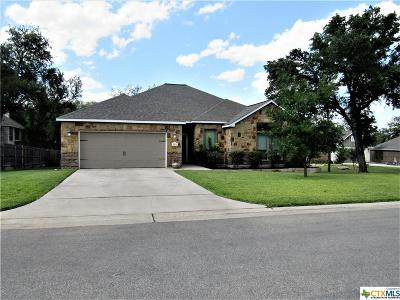 Belton Single Family Home For Sale: 1806 Green Haven Road